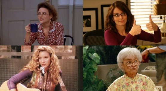 funniest female TV characters