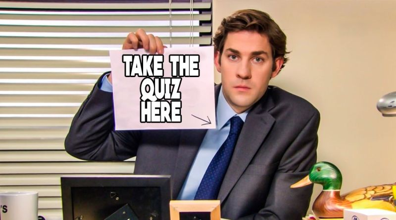 Jim Halpert Quiz