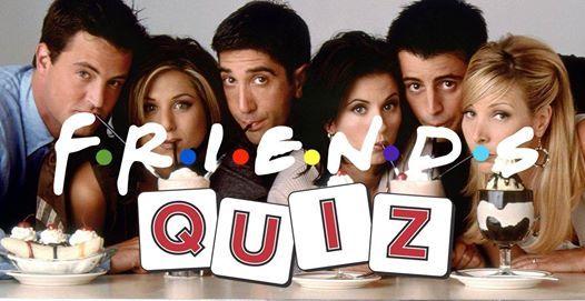 The Friends Quiz