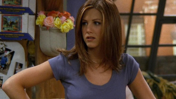Rachel Green was the worst friend.