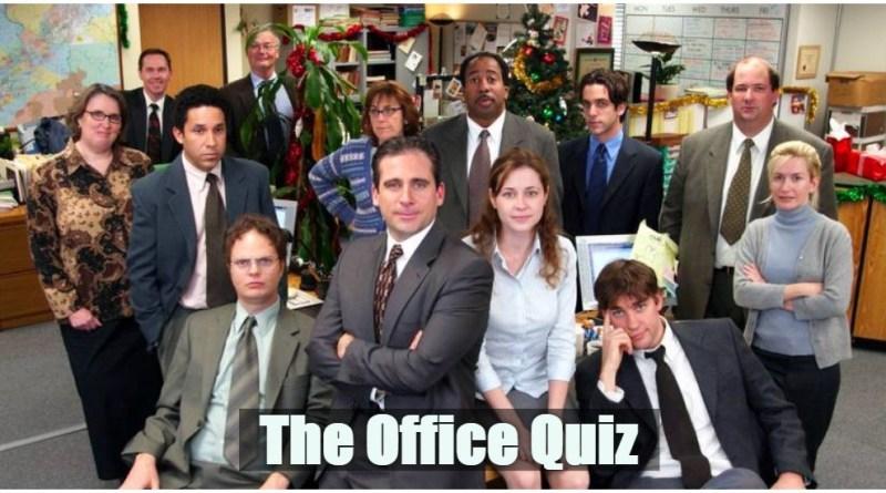 THe office quiz