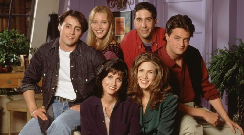 Best Characters of Friends
