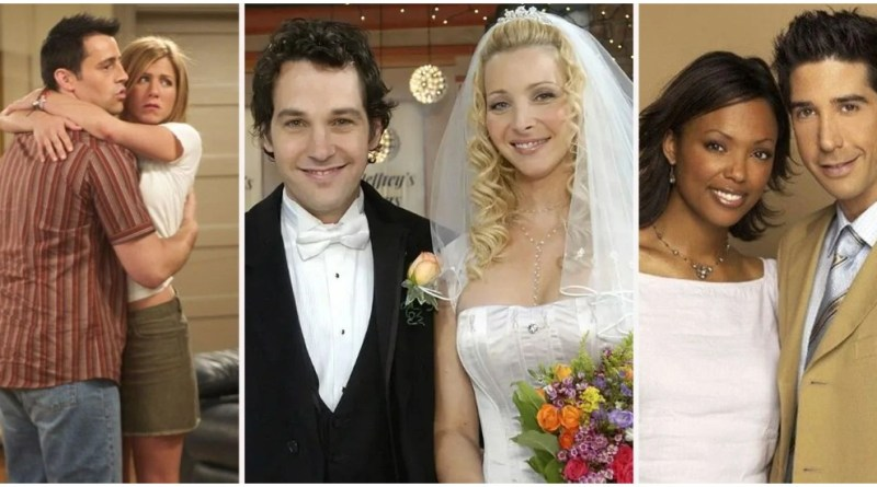 Best Couples In Friends