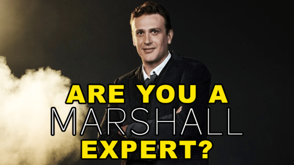 Ultimate Marshall Eriksen Quiz