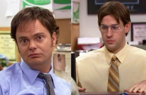 Jim Halpert And Dwight Schrute Quiz