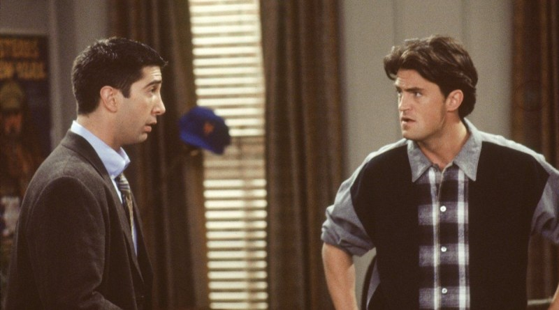 Ross and Chandler quiz