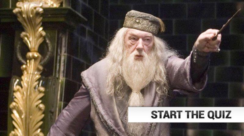 The Ultimate Albus Dumbledore Quiz
