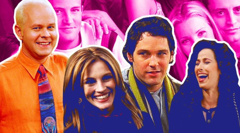 friends supporting characters quiz