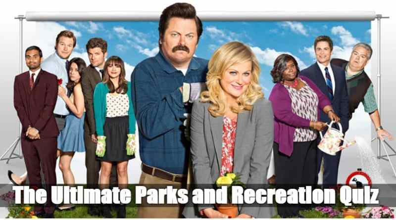 the ultimate Parks and Recreation quiz