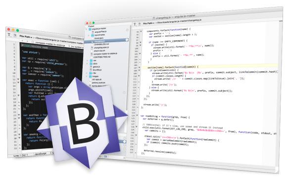 bbedit - best HTML editors for web developers