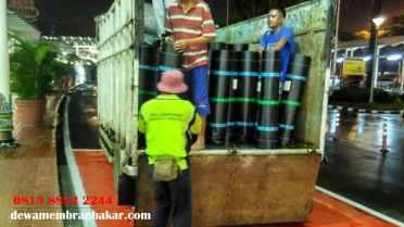 harga membran bakar waterproofing per roll