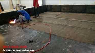 harga membran bakar waterproofing