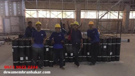 aplikator membran bakar di Karah,Surabaya - telepon : 081388222244