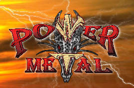 Rancangan logo buat power metal