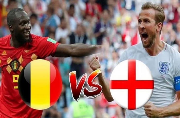 Piala Dunia 2018 : Hasil Belgia Vs Inggris, Skor 1-0