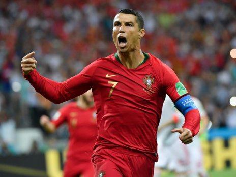 Cristiano Ronaldo top skor sementara piala dunia 2018