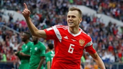 Denis Cheryshev Top Skor Sementara Piala Dunia 2018