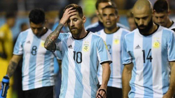 Argentina Di Bantai Kroasia Di Piala Dunia 2018, Skor 0-3