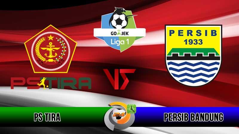 Hasil Liga 1 Indonesia: Persib vs PS Tira