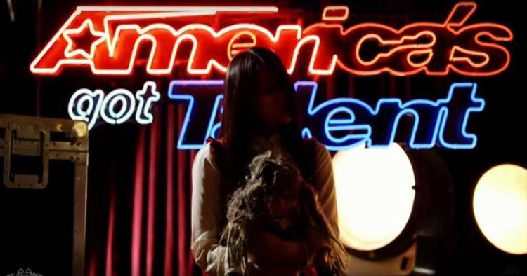 Sacred Riana kembali Menakuti Mell B di America's Got Talent