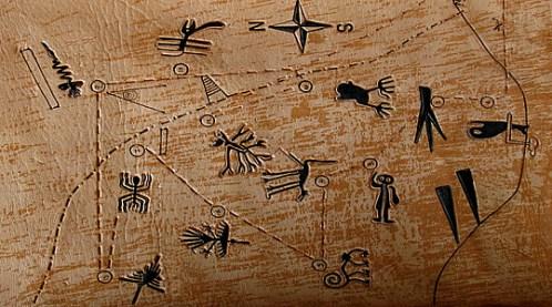 Jalur Nazca di Peru