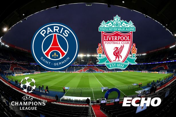 Liga Champions: Paris Saint-Germain Vs Liverpool