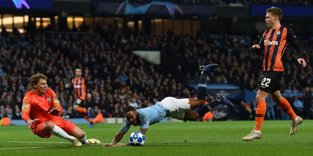 Insiden Sterling, Guardiola Tidak Menyukai Hal Itu