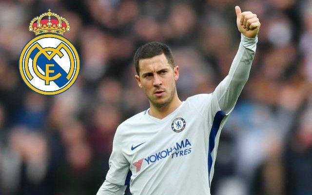 Eden Hazard Menatap Masa Depan Dengan Real Madrid