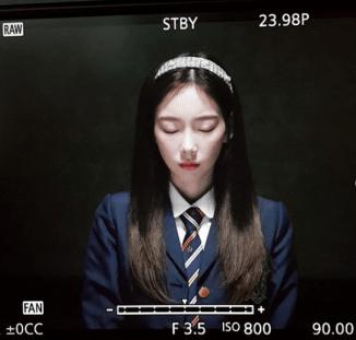 Tae Yeon Berubah Menjadi Tokoh Kang Yeseo