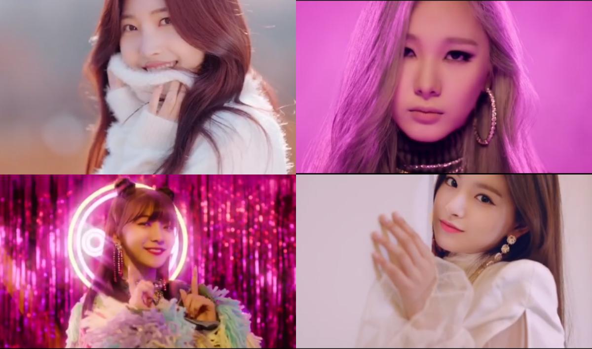 Yuehua Entertainment Mendebutkan Girl Group Baru
