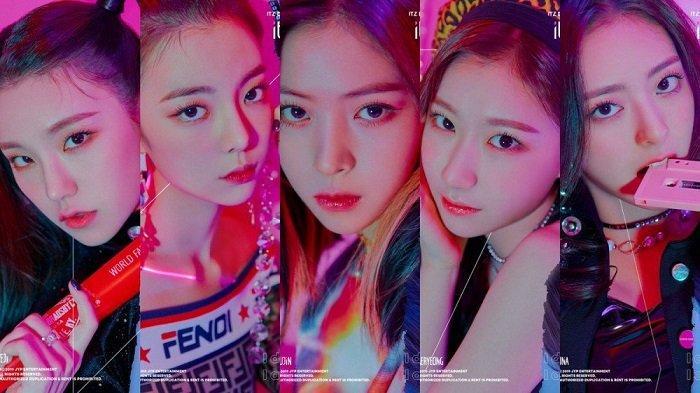 ITZY? Girl Group Baru Asal JYP