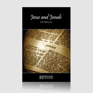 Jesus and Jonah