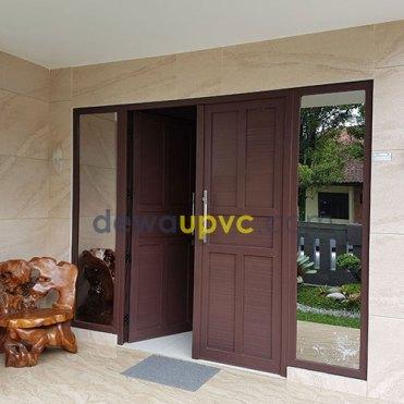 Kontraktor pembuatan kusen UPVC - cendrawasih Cimahi (2)