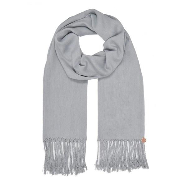 Pashmina Shawl - Soft-Touch - Grey