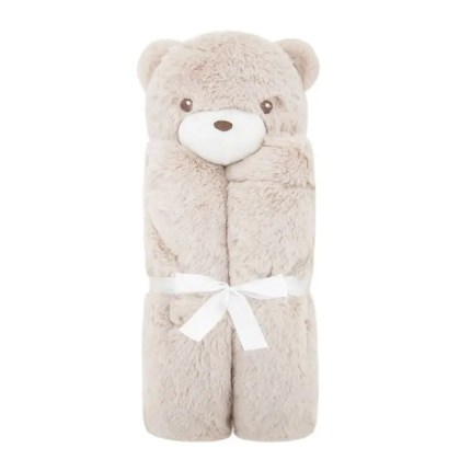 Teddy Animal Blanket
