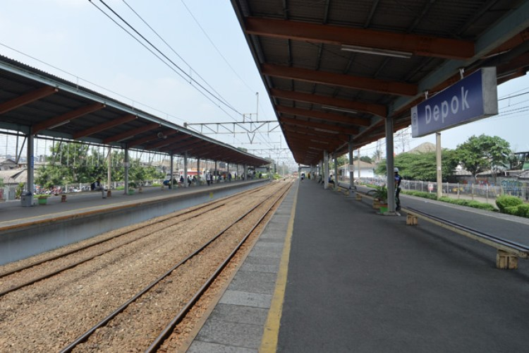 Stasiun-Depok-lama