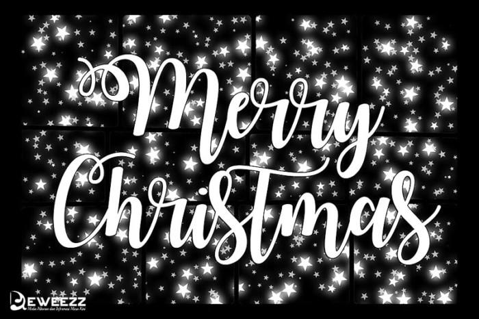 Kumpulan Ucapan Selamat Natal dalam Bahasa Inggris Untuk Keluarga, Teman, dan Guru
