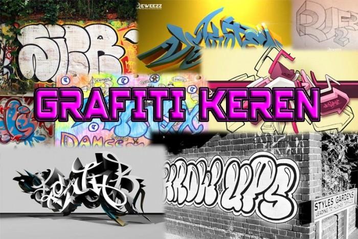 GRAFITI-KEREN - DEWEEZZ