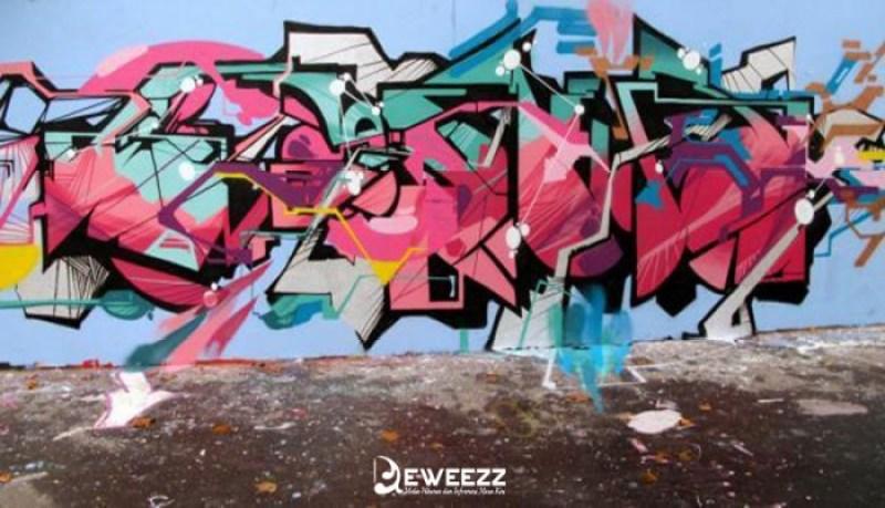 foto grafiti keren