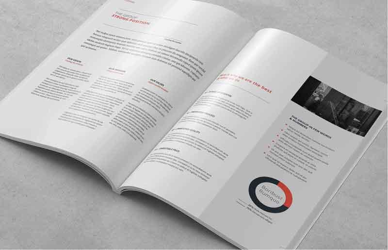 9 Contoh Company Profile Sederhana Perusahaan Jasa Dan Makanan