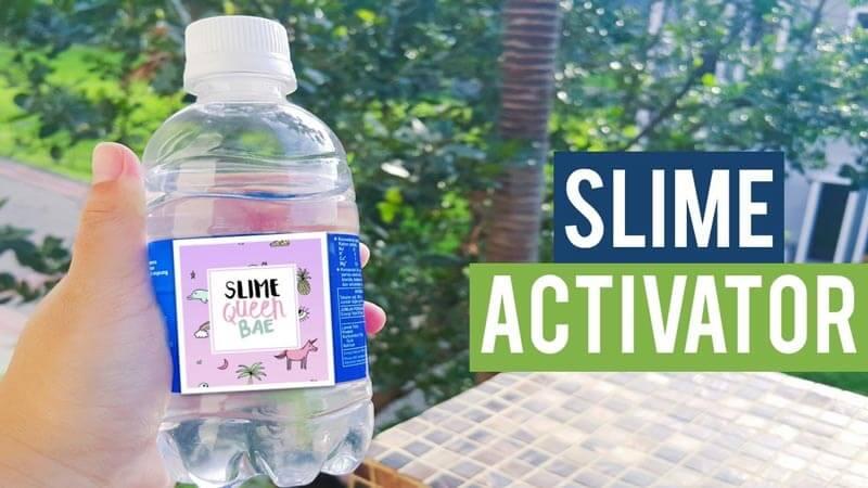 21 cara membuat slime activator mudah
