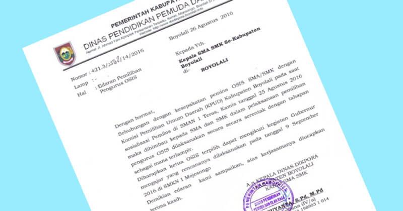 43++ Contoh surat resmi negosiasi terbaru terbaik