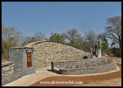 Rangers Monument at Kruger Gate