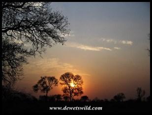 Phabeni sunset