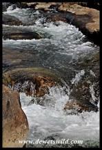 Giant's Castle's fresh mountain streams
