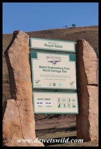 Welcome to Royal Natal