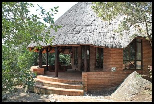 Ntshondwe Chalet 34, Ithala Game Reserve, March 2016