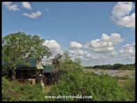 Lower Sabie safari tents
