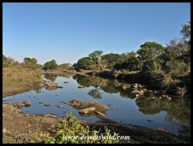Sweni stream crossing