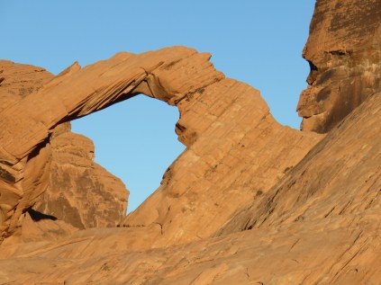 """Arch Rock"" and my discovery of ""King Kong"" protecting the arch. Can you see him?"